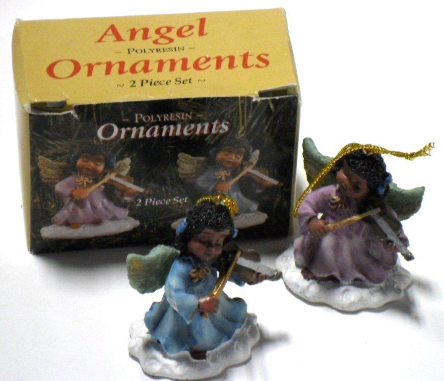 African American Angel Ornaments - Christian Gifts - Holiday Gifts Mart