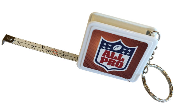 All Pro Pocket Tape Measure - Gifts For Everyone Else - Holiday Gifts Mart