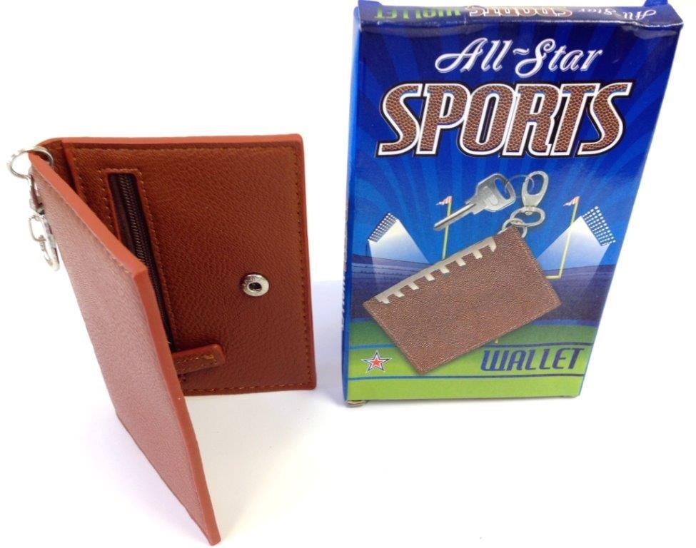 All-Star Sports Wallet Key Chain - Gifts For Men - Holiday Gifts Mart