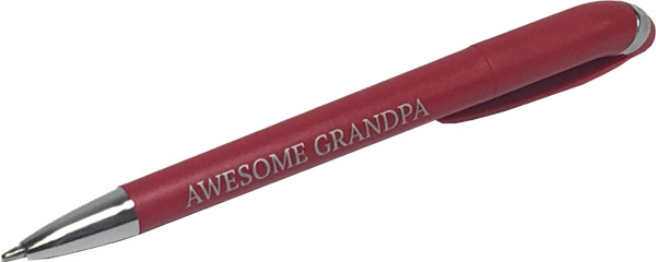 Awesome Grandpa Pen - Grandpa Gifts - Holiday Gifts Mart