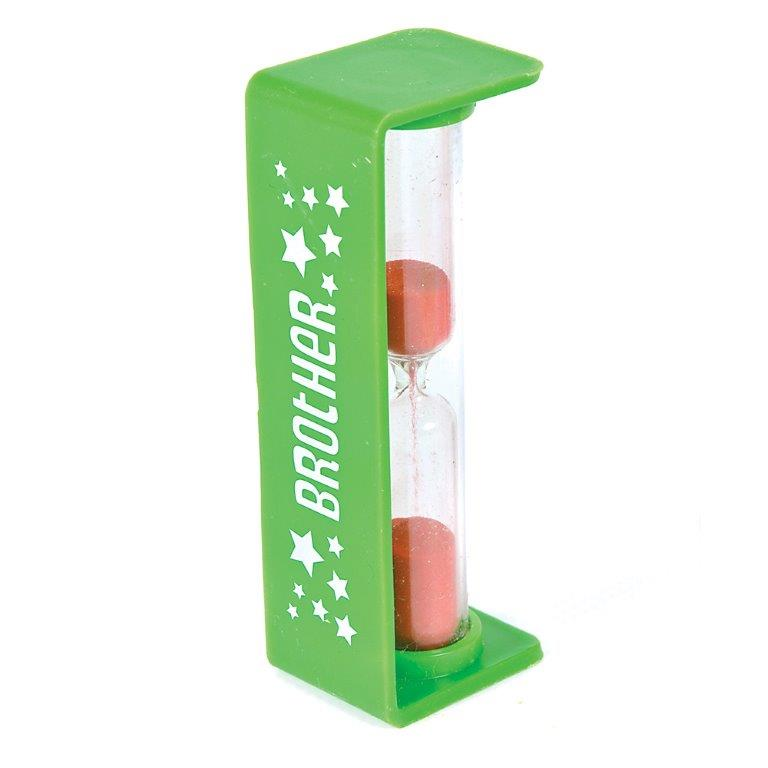 Brother Sand Timer - Brother Gifts - Holiday Gifts Mart