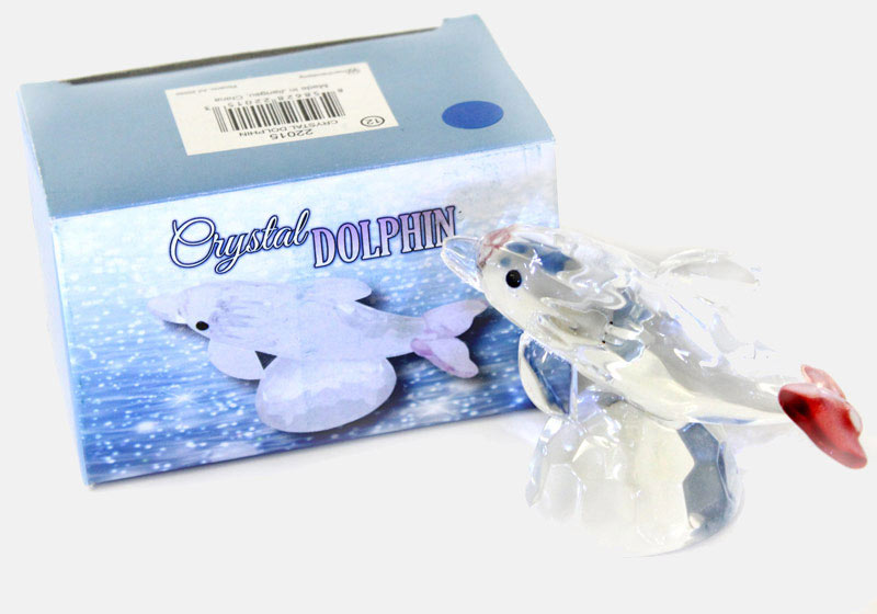 Crystal Dolphin - Gifts For Women - Holiday Gifts Mart