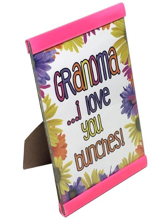 Grandma I Love You Plaque - Grandma Gifts - Holiday Gifts Mart