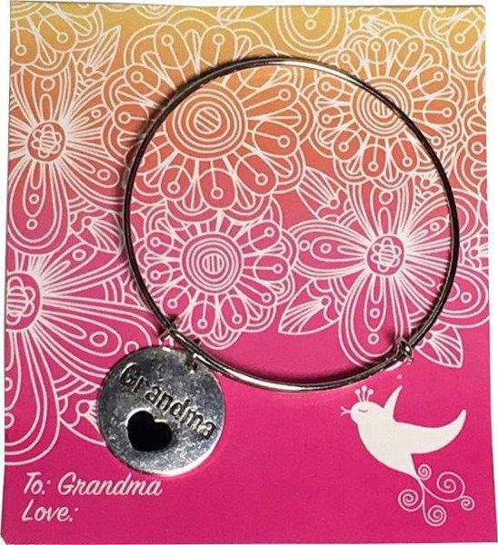 Grandma A&A Design Bracelet - Grandma Gifts - Holiday Gifts Mart