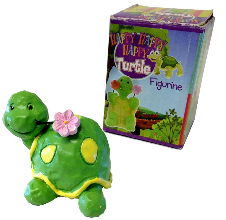 Happy Turtles Figurine - Gifts For Boys & Girls - Holiday Gifts Mart