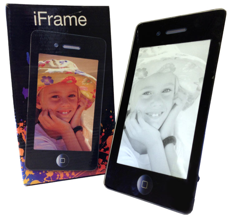 I-Frame for Photos - Gifts For Everyone Else - Holiday Gifts Mart