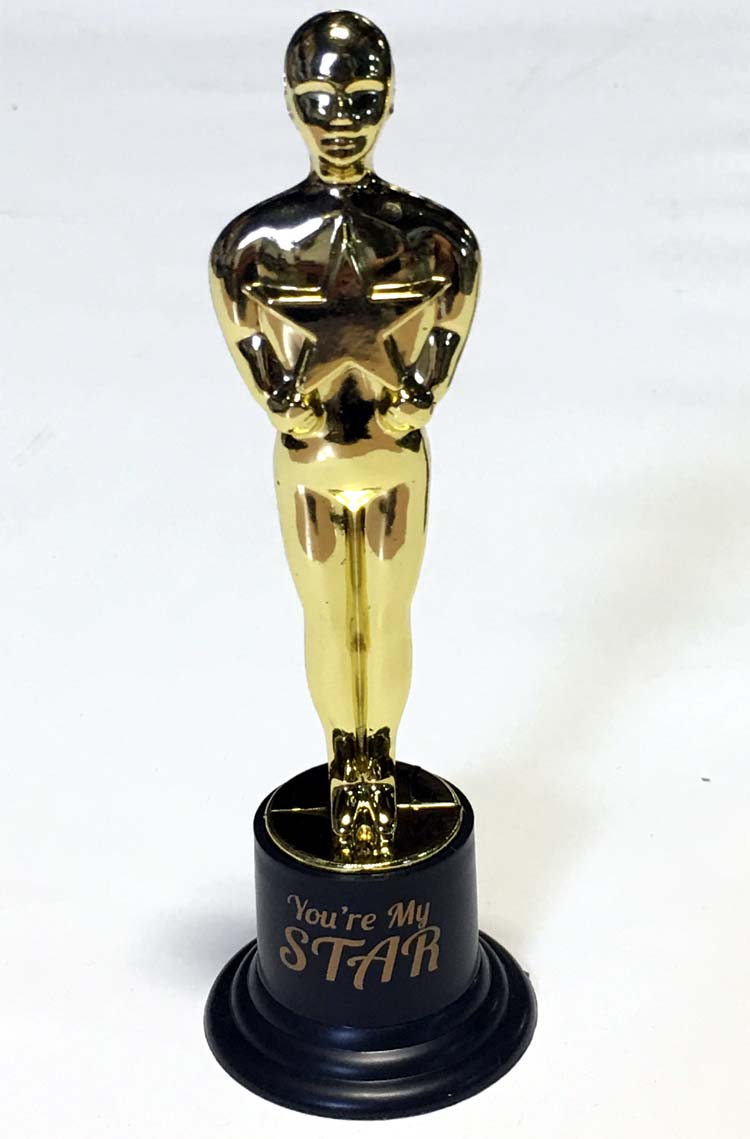 You-re My Star Oscars Trophy - Gifts For Everyone Else - Holiday Gifts Mart