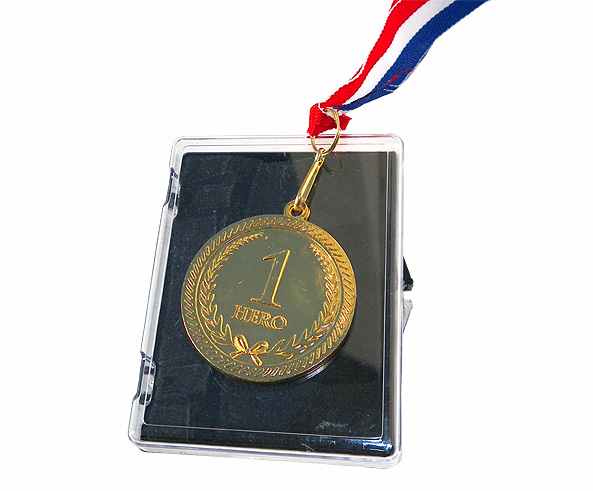 #1 Hero Medal in Case - Dad Gifts - Holiday Gifts Mart