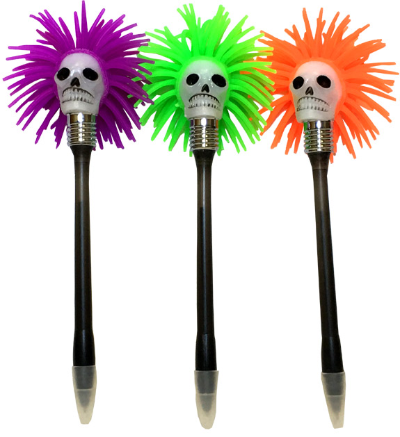 Zombie Light Up Pen - Gifts For Boys & Girls - Holiday Gifts Mart