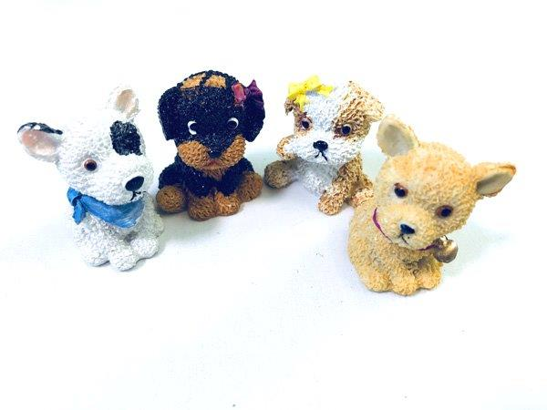 Puppy Figurines - Gifts For Women - Holiday Gifts Mart