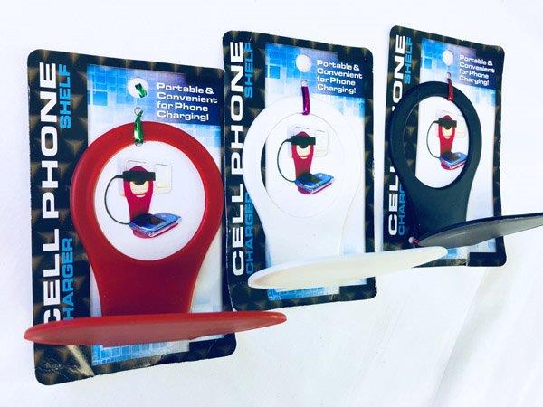 Cell Phone Charging Shelf - Gifts For Everyone Else - Holiday Gifts Mart