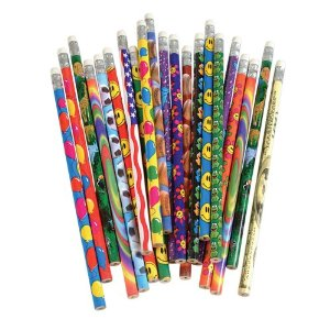 Pencils Assorted - Gifts For Boys & Girls - Holiday Gifts Mart