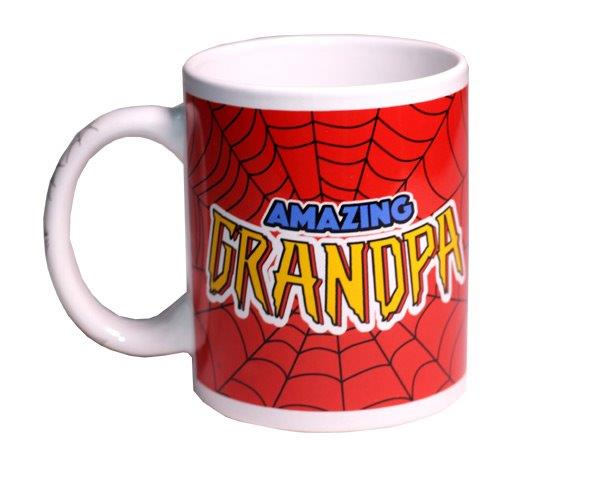 Amazing Grandpa Mug - Grandpa Gifts - Holiday Gifts Mart