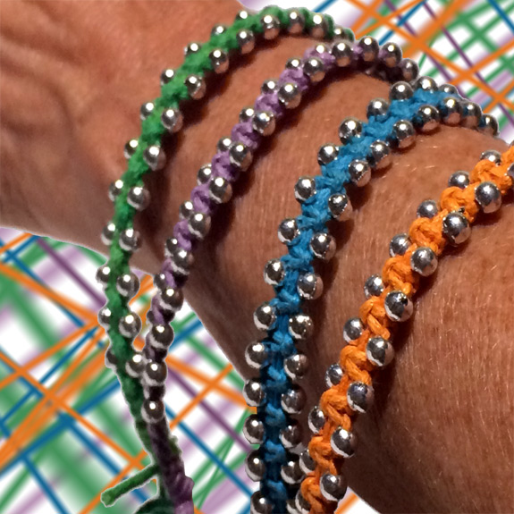 Hurricane Adjustable Bracelet
