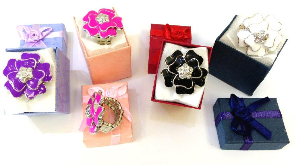 Blossom Ring - Jewelry Gifts - Holiday Gifts Mart