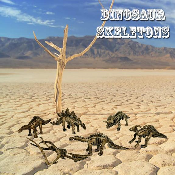 Skeleton Dinosaur