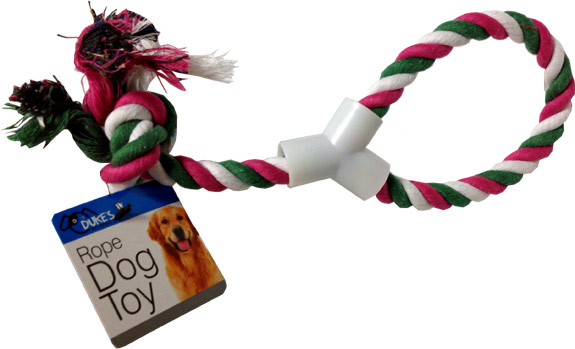 Dog Rope Pull Toy - Pets Gifts - Holiday Gifts Mart