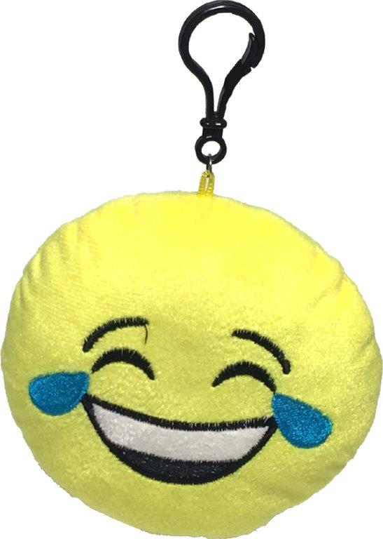 Plush Emoji with Clip - Plush Gifts - Holiday Gifts Mart