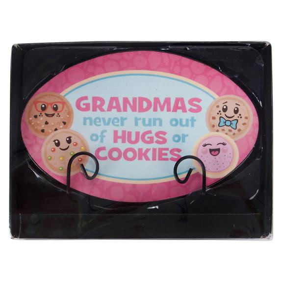 Grandma Plate - Grandma Gifts - Holiday Gifts Mart