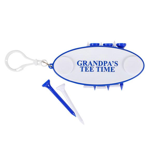 Grandpa Golf Tee Holder - Grandpa Gifts - Holiday Gifts Mart