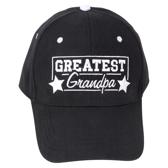 Greatest Grandpa Hat - Grandpa Gifts - Holiday Gifts Mart