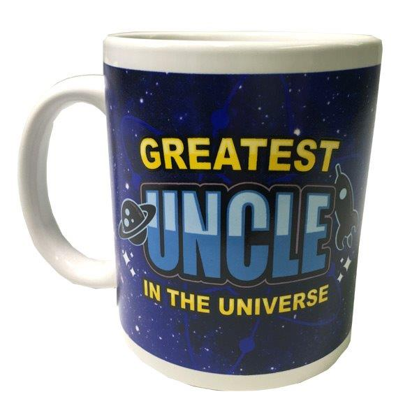 Greatest Uncle Mug - Uncle Gifts - Holiday Gifts Mart