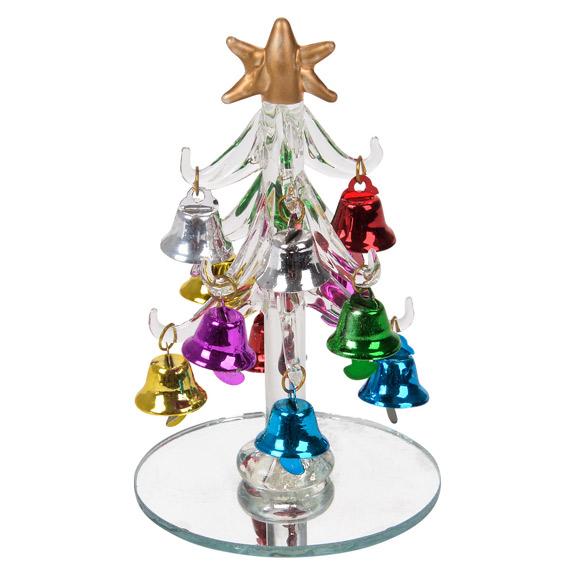 Jingle Bell Tree - Christmas - Holiday Gifts - Holiday Gifts Mart