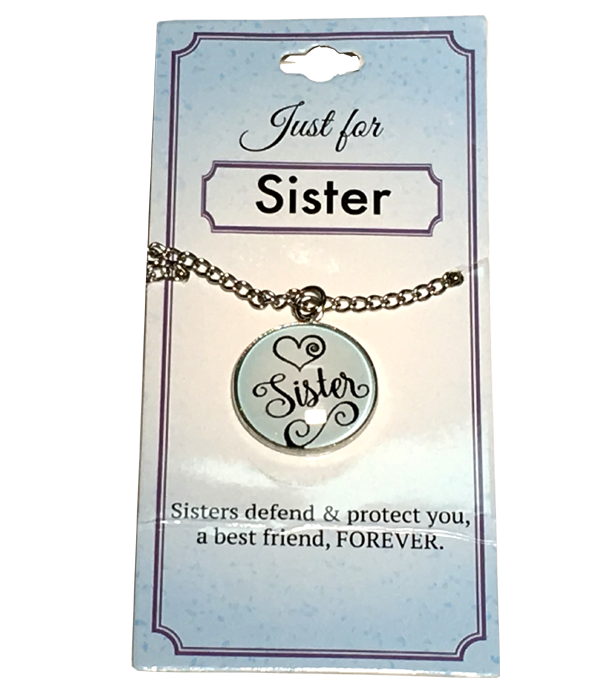 Just for Sister Necklace