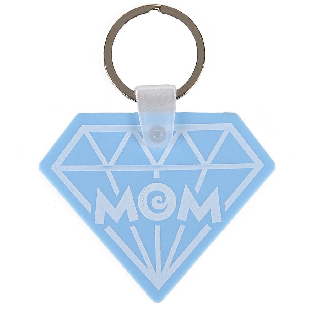 MOM DIAMOND KEYCHAIN - Mom Gifts - Holiday Gifts Mart