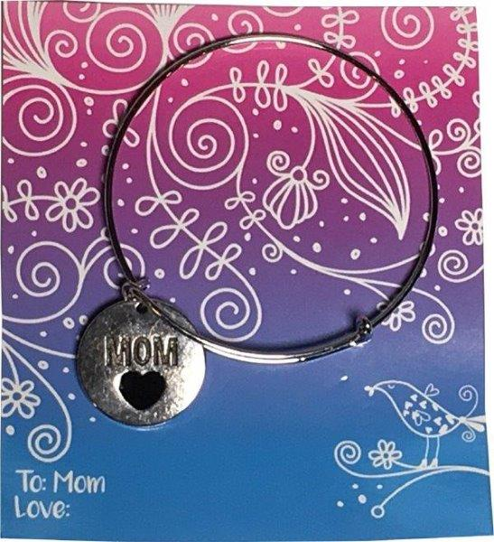 Mom A&A Design Bracelet - Mom Gifts - Holiday Gifts Mart
