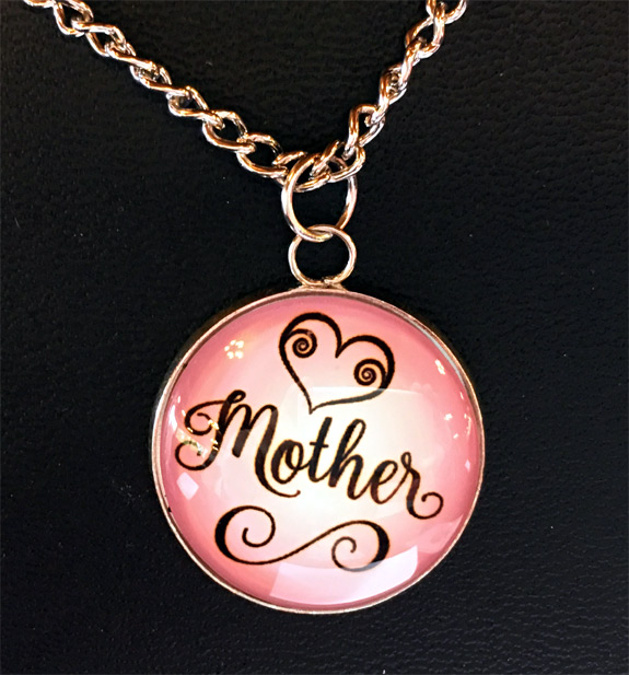 Mother Necklace on Card - Mom Gifts - Holiday Gifts Mart