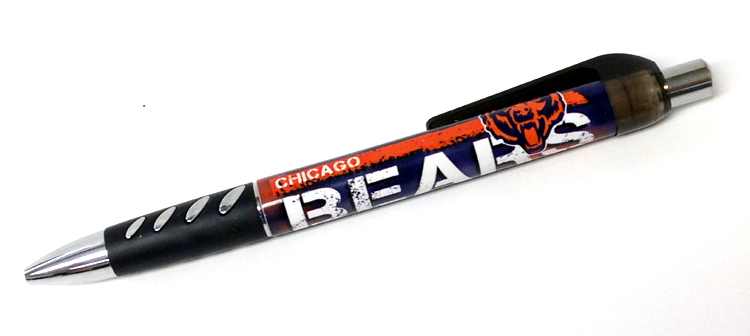 Chicago Bears NFL Sprinter Pen - Sports Team Logo Gifts - Holiday Gifts Mart
