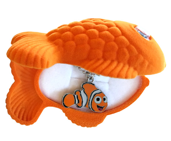 Nemo Sea Life Necklace in Matching Box - Jewelry Gifts - Holiday Gifts Mart