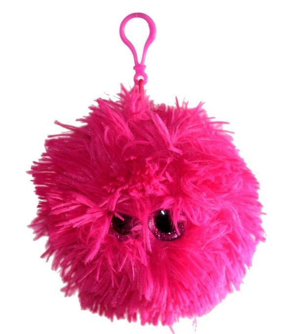 Pom Pom Clip On - Plush Gifts - Holiday Gifts Mart