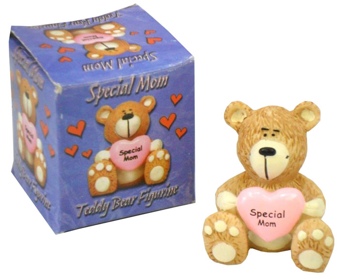Special Mom Teddy Bear - Mom Gifts - Holiday Gifts Mart