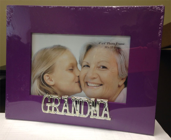 Grandma Photo Picture Frame