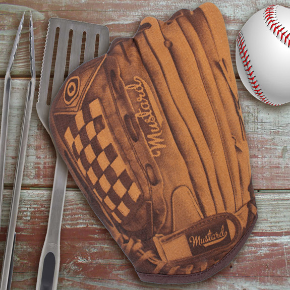 Home Run Grilling Mitt - Gifts For Men - Holiday Gifts Mart