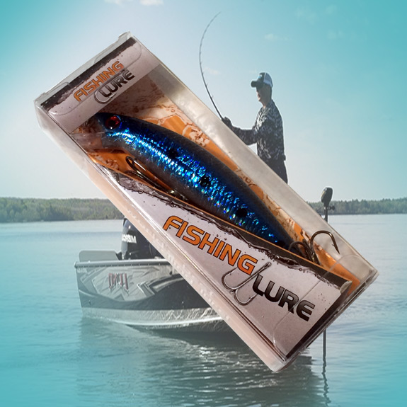 World's Best Fishing Lure - Gifts For Men - Holiday Gifts Mart