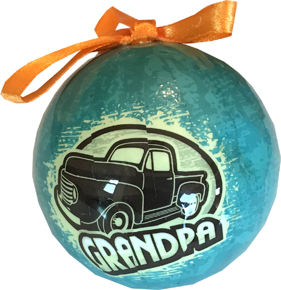 Grandpa Ornament - Grandpa Gifts - Holiday Gifts Mart