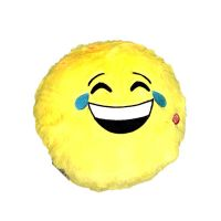Light Up Emoji Smile Pillow - Gifts For Boys & Girls - Holiday Gifts Mart