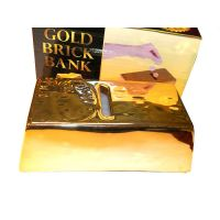 Gold Brick Bank - Gifts For Boys & Girls - Holiday Gifts Mart