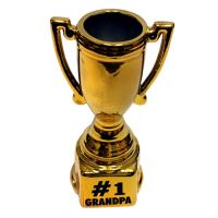 Grandpa Gold Trophy - Grandpa Gifts - Holiday Gifts Mart