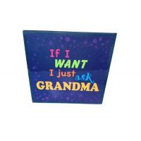 Grandma Ceramic Plaque - Grandma Gifts - Holiday Gifts Mart