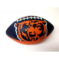 Chicago Bears NFL 7 in. Logo Football - Sports Team Logo Gifts - Holiday Gifts Mart