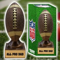All Pro Dad Football Trophy