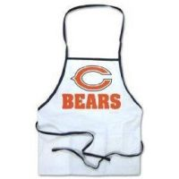 Chicago Bears - NFL Grill Apron - Sports Team Logo Gifts - Holiday Gifts Mart