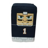 Chicago Football Player Stackable Plush - Sports Team Logo Gifts - Holiday Gifts Mart