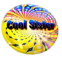 Cool Sister Stone Magnet - Sister Gifts - Holiday Gifts Mart