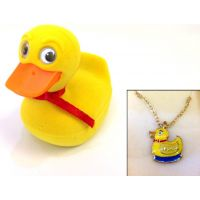 Duck Pendant - Jewelry Gifts - Holiday Gifts Mart