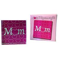 Glass Mom Paperweight - Mom Gifts - Holiday Gifts Mart
